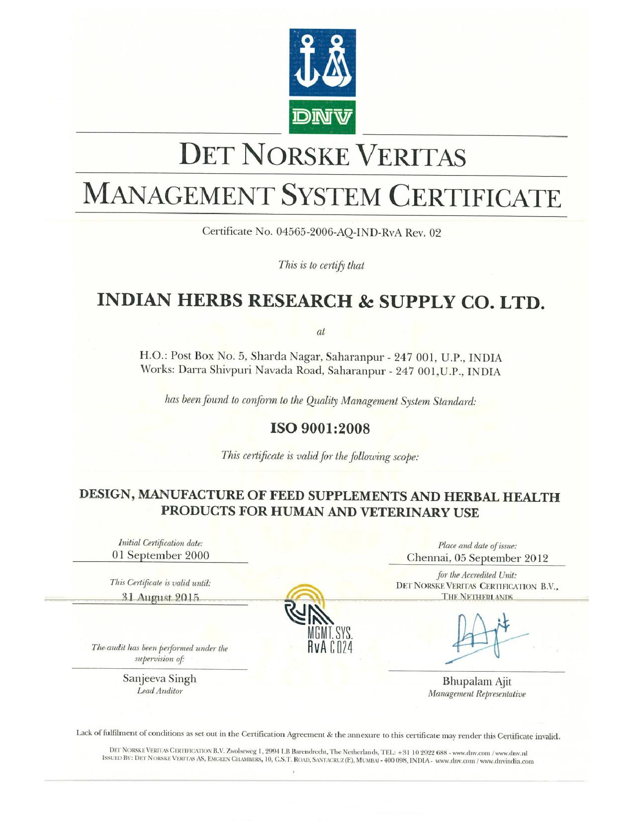 ISO 9001-2008 Certificate-page-001 (1)